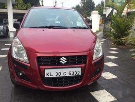 Maruti Suzuki Ritz Vxi BS-IV, 2013, Petrol MT for sale in Kottayam