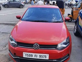 Used 2015 Volkswagen Polo MT for sale in Secunderabad