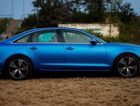 Used Audi A6 AT for sale in Bhilai