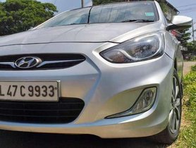 Hyundai Verna 1.6 SX VTVT 2013 AT for sale in Perinthalmanna