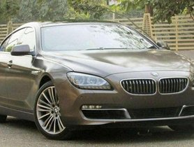 Used BMW 6 Series 640 Gran Coupe AT for sale in Ahmedabad