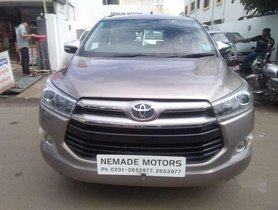 Used Toyota Innova Crysta AT for sale in Kolhapur t low price