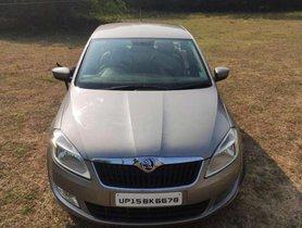 Skoda Rapid 1.5 TDI CR Ambition, 2014, Diesel MT for sale in Meerut
