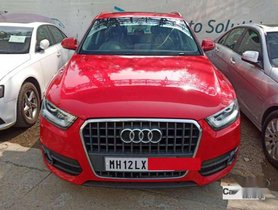 Audi Q3 2015 AT for sale in Pune