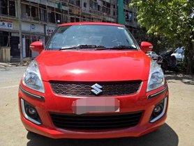 Maruti Suzuki Swift 2017 AT for sale in Goregaon