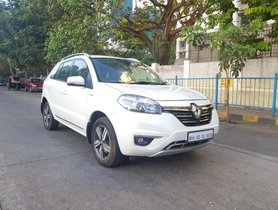 2014 Renault Koleos 4X4 AT for sale in Mumbai
