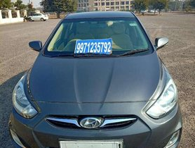 Used 2013 Hyundai Verna 1.6 VTVT SX MT for sale in Faridabad