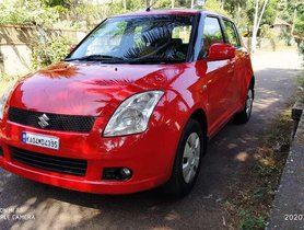 Used Maruti Suzuki Swift VXI 2006 MT for sale in Udupi