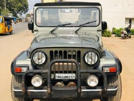 Used Mahindra Thar CRDe 2014 MT for sale in Chennai