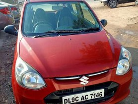 Used Maruti Suzuki Alto 800 LXI 2013 MT for sale in Faridabad