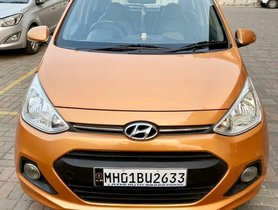 2014 Hyundai i10 MT for sale in Thane