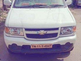 Used 2013 Chevrolet Tavera MT for sale in Chennai