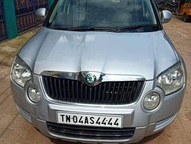 Used Skoda Yeti Elegance 4 X, 2011, Diesel MT for sale in Chennai