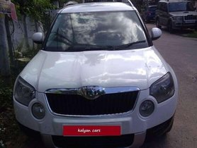 Used Skoda Yeti Elegance 2011 MT for sale in Coimbatore