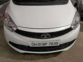 Used Tata Tiago 1.2 Revotron XM, 2017, Diesel MT for sale in Chandigarh