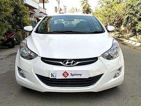 Used Hyundai Elantra AT for sale in Tumkur