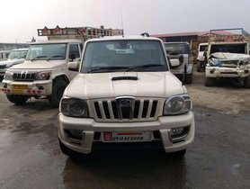 Mahindra Scorpio VLX 2WD Airbag BS-IV, 2014, Diesel MT for sale in Saharanpur