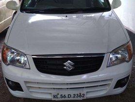 Used 2011 Maruti Suzuki Alto K10 VXI MT for sale in Kozhikode