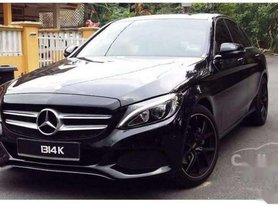 Mercedes Benz C-Class 220 2016 AT for sale in Edapal