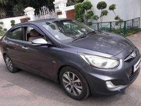Used Hyundai Verna, 2014, Diesel MT for sale in Lucknow