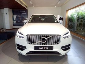 Used Volvo XC90 AT for sale in Edapal