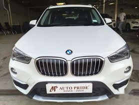 Used 2017 BMW X1 sDrive20d AT for sale in Hyderabad