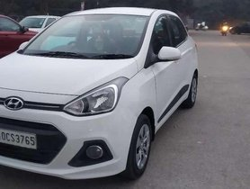 Used Hyundai Xcent MT for sale in Faridabad at low price