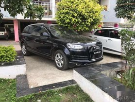 2012 Audi Q7 AT for sale in Bhopal
