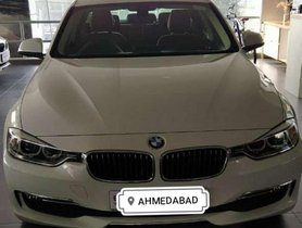 Used BMW 3 Series 2015-2019 320d Luxury Line AT for sale in Ahmedabad