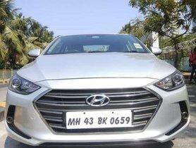 Used 2017 Hyundai Elantra AT for sale in Mumbai