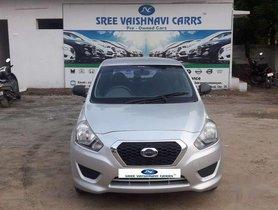 Used 2014 Datsun GO A MT for sale in Coimbatore