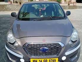 Used Datsun GO T 2017 MT for sale in Pune
