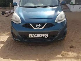 2016 Nissan Micra MT for sale in Jaipur