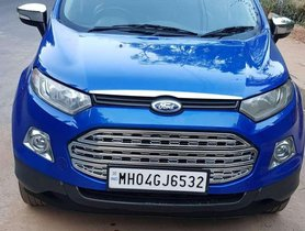 Ford Ecosport EcoSport Ambiente 1.5 Ti VCT Manual, 2014, Petrol MT for sale in Mumbai