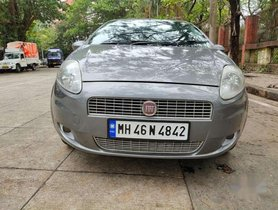 Fiat Punto Emotion 1.2, 2011, Petrol AT for sale in Mumbai