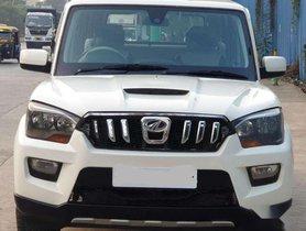Mahindra Scorpio 2016 MT for sale in Thane