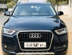 Used Audi Q3 2013 AT for sale in Ahmedabad