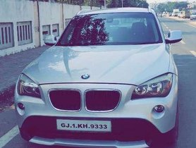 Used BMW X1 AT for sale in Ahmedabad at low price