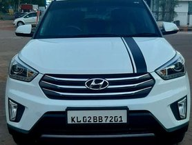 2017 Hyundai Creta MT for sale in Kollam