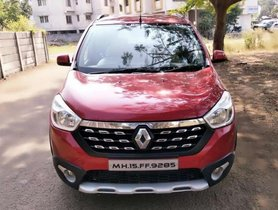 Used Renault Lodgy 2016 MT for sale in Nashik