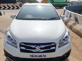 Used 2016 Maruti Suzuki S Cross MT for sale in Pondicherry