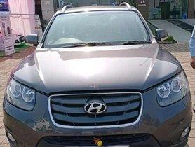 Used 2012 Hyundai Santa Fe MT for sale in Raipur