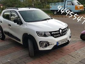 2016 Renault KWID AT for sale in Kalpetta