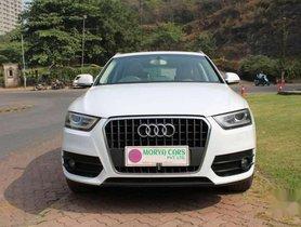 Audi Q3 2012 AT for sale in Mumbai