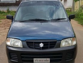 Used 2010 Maruti Suzuki Alto MT for sale in Namakkal