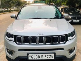 Used Jeep COMPASS Compass 2.0 Limited Option, 2017, Diesel AT for sale in Ahmedabad