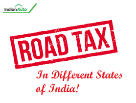 Road tax in India in Different States