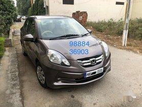 Used Honda Amaze MT for sale in Jalandhar