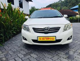2009 Toyota Corolla MT for sale in Kottayam