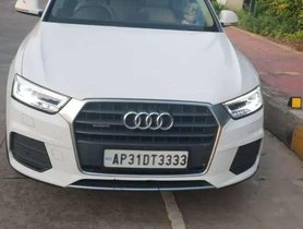 Used Audi Q3 2016 AT for sale in Visakhapatnam